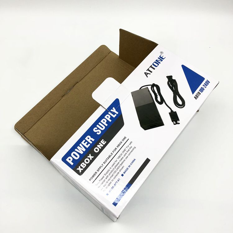 Custom printed corrugated shipping boxes for electronic product