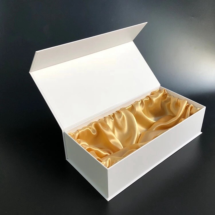 Custom white sex toys box packaging with logo