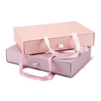 Apparel Packaging,Gift Box,Hair Extension Packaging