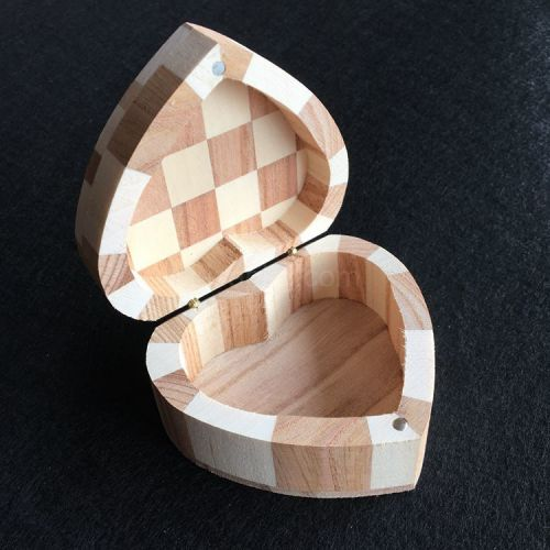 wooden bamboo box